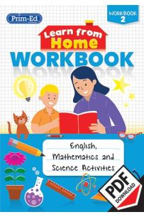 Learn from Home Workbook 2 (2nd Class)