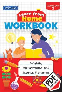 Learn from Home Workbook 3 (3rd Class)