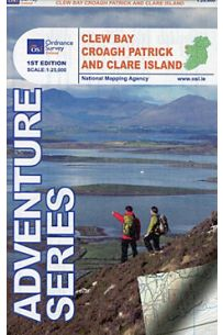Clew Bay Croagh Patrick & Claire Island (fs) 1st Ed