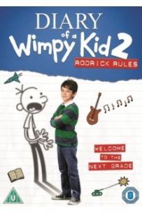 Diary of a Wimpy Kid 2 - Rodrick Rules (DVD)