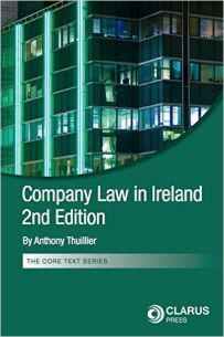 Company Law in Ireland (2nd edition - Core Text)