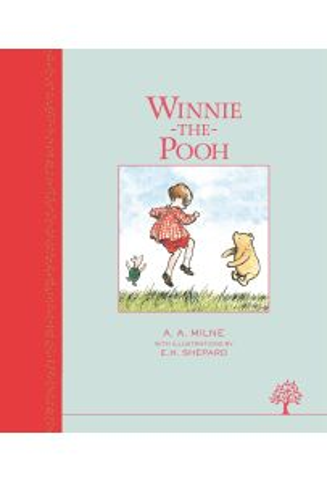 Winnie The Pooh (Illustrated Heritage Classic)