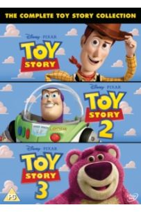 Toy Story 1-3