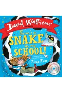 There's a Snake in My School! (CD)