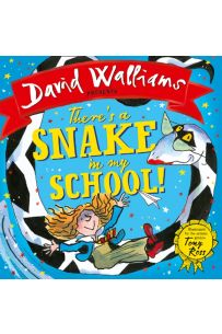 There's a Snake in My School! (Board Book)
