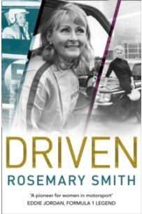Driven : A Pioneer for Women in Motorsport - an Autobiography