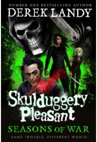 Skulduggery Pleasant Seasons of War : 13