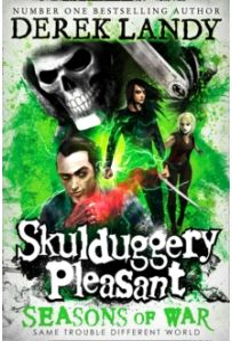 Seasons of War (Skulduggery Pleasant Book 13)