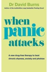 When Panic Attacks : A new drug-free therapy to beat chronic shyness, anxiety and phobias