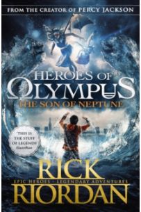 Heroes of Olympus : The Son of Neptune (Book 2)