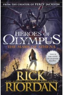 Heroes of Olympus : The Mark of Athena (Book 3)