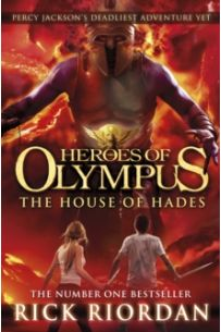 Heroes of Olympus : The House of Hades (Book 4)
