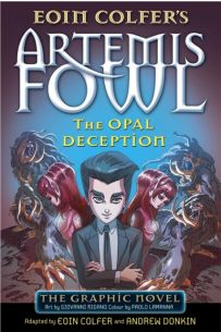 The Opal Deception : The Graphic Novel