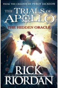 The Hidden Oracle (The Trials of Apollo Book 1) (Paperback)