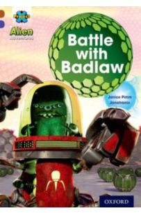 Project X Alien Adventures: Battle with Badlaw