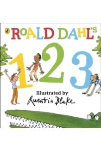 Roald Dahl's 123 : (Counting Board Book)