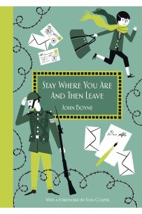 Stay where you are and then Leave (Hardback)