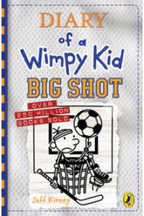Diary of a Wimpy Kid: Big Shot (Book 16)