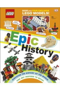 LEGO Epic History : Includes Four Exclusive LEGO Mini Models