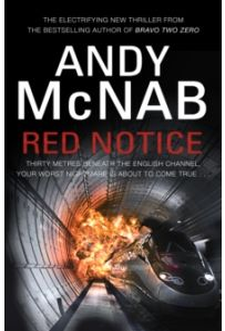 Red Notice : (Tom Buckingham Thriller 1)