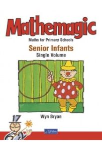 Mathemagic Single Volume (Senior Infants)