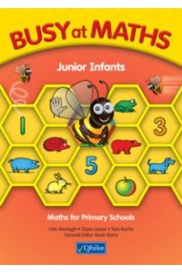 Busy At Maths - Junior Infants (Text & Workbook Pack)