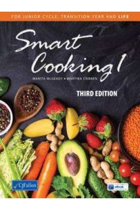 Smart Cooking 1 (Junior Certificate and Transition Year)(3rd Edition)