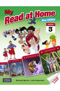 My Read at Home 3: New Edition (3rd Class)