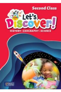 Let's Discover! (2nd Class)(Pack)