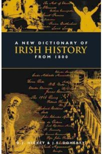 A New Dictionary Of Irish History From 1800