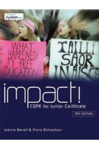 Impact!: Civic, Social and Political Education for Junior Certificate (3RD ED.)
