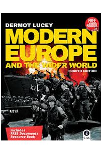 Modern Europe 4th Edition History for Leaving Certificate