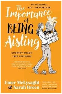 The Importance of Being Aisling : Country Roads, Take Her Home