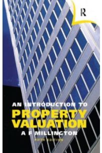 An Introduction to Property Valuation (5th Edition)