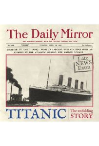 Titanic: The Unfolding Story