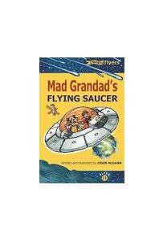 Mad Grandad's Flying Saucer
