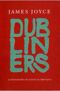 Dubliners with Lithographs by Louis Le Brocquy