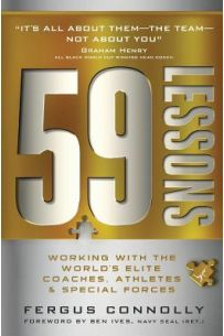 59 Lessons : Working with the World's Greatest Coaches, Athletes, & Special Forces