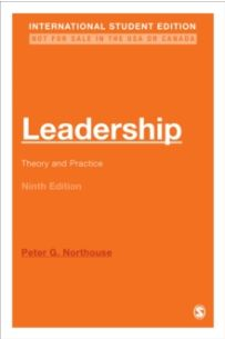 Leadership - International Student Edition : Theory and Practice (9th edition)