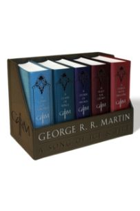 George R. R. Martin's A Game of Thrones (Song of Ice and Fire Series)
