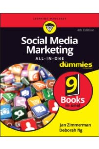 Social Media Marketing All-in-One For Dummies (4TH ED.)