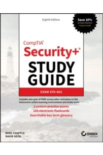 CompTIA Security+ Study Guide : Exam SY0-601