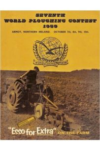 Seventh World Ploughing Contest 1959