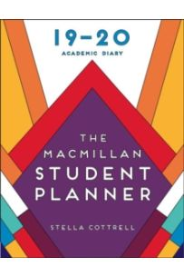 The Macmillan Student Planner 2019-20 : Academic Diary