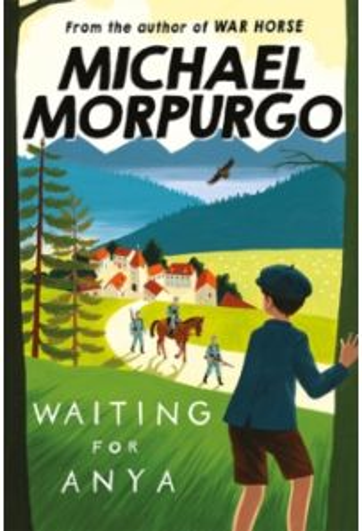 Michael Morpurgo: Waiting for Anya