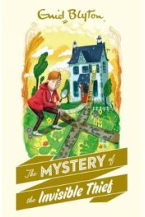 The Mystery of the invisible thief (Book 8)