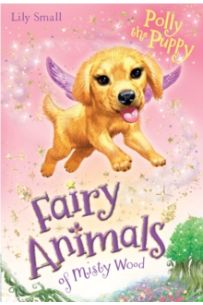 Polly the Puppy (Fairy Animals of Misty Wood Series)