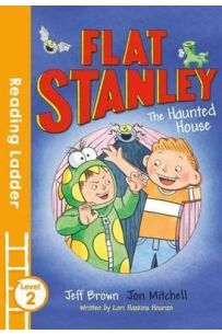Flat Stanley and the Haunted House (Reading Ladder Level 2)