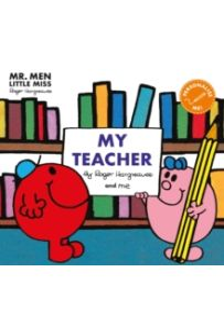 Mr Men: My Teacher