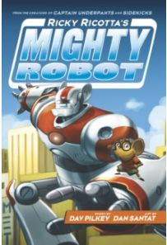 Ricky Ricotta's Mighty Robot : 1